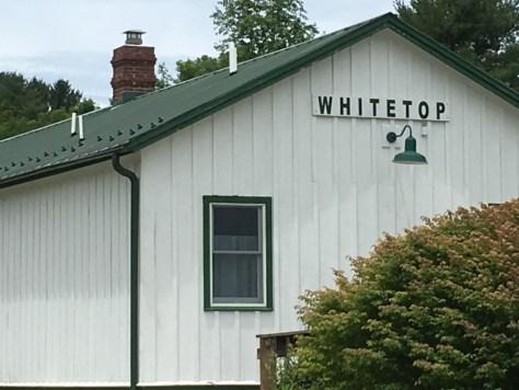 Whitetop Station