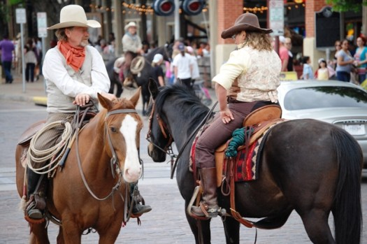 Cowboys - Fort Worth, Texas