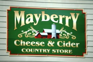 Mayberry Cheese