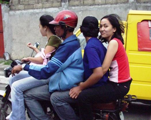 Motorbike Quartet