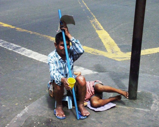 Begging Boy - Cebu