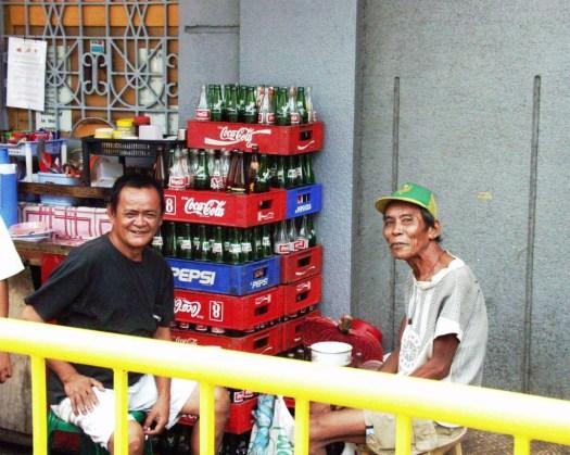 Taking a Break - Cebu