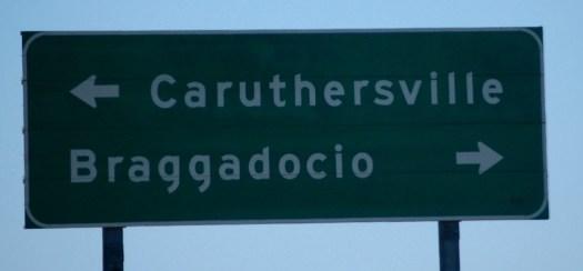 Braggadocio, Missouri