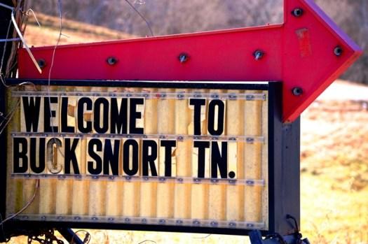 Bucksnort, TN
