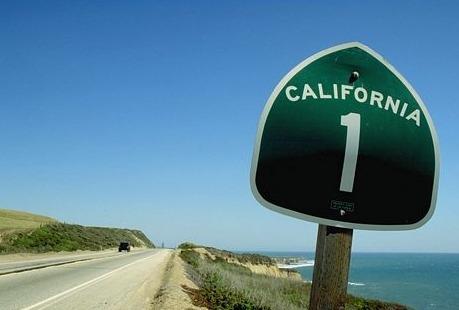 California Highway 1 - Pacific Coast Highway