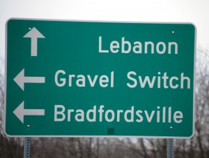 Gravel Switch, KY