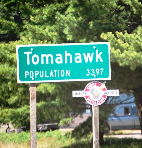 Tomahawk, WI