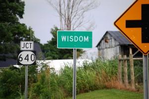 Wisdom, Kentucky