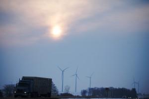 Charles City Wind Farm - Iowa
