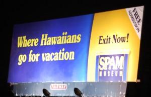 Spam Museum Billboard - Austin, MN