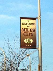 Welcome to Miles City