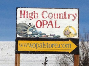 High Country Opal - Spencer, ID