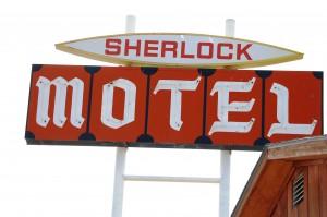 Sherlock Motel - Shelby, Montana