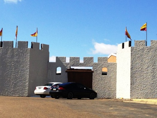 End of the Road - Enchanted Hotel in Regent, ND