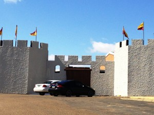 End of the Road - Enchanted Castle Hotel in Regent, ND