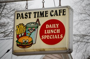 Past Time Cafe - Crab Orchard, Kentucky