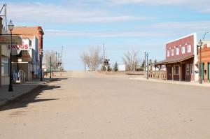 Main Street, Chester, Montana