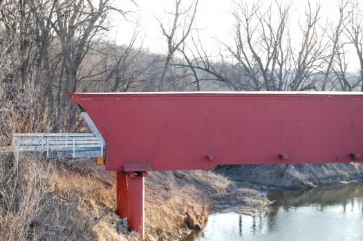 Bridges of Madison County in Iowa