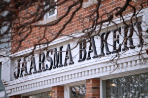 Jaarsma Bakery - Pella, Iowa