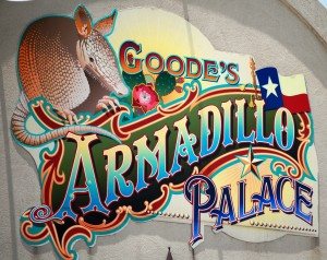 Armadillo Palace - Houston, Texas