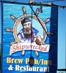 Shipwrecked Brew Pub and Restaurant - Egg Harbor, WI