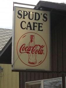 Spud's Cafe - Chester, MT