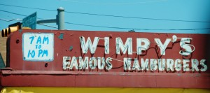 Wimpy's Burgers - Keller, Texas