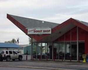 Windchill Donut Shop - Port Huron, Michigan