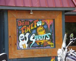 Dam Site Inn - Hell, Michigan - Dam Fine Food