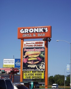 Gronk's Grill and Bar - Superior, Wisconsin