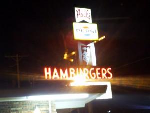 Paul's Drive In - Kansas City