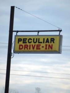 Peculiar Drive In - Peculiar, Missouri