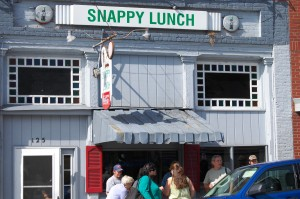 Snappy Lunch - Mt. Airy, NC