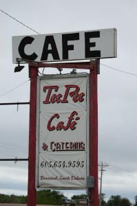 TeePee Cafe - Bonesteel, SD