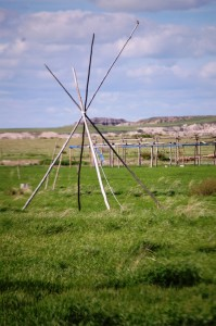 Sioux Burial Ground - I think