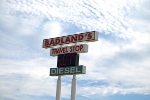Badland's Travel Stop - Kadoka, SD