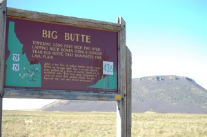 Big Butte, Idaho