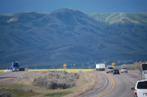 Highway to Pocatello