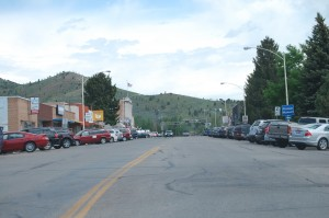 Main Street Soda Springs
