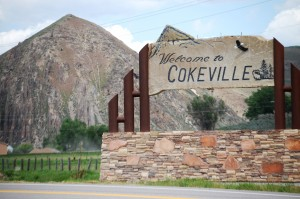 Welcome to Cokeville, WY