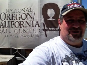 Sumoflam at National Oregon/California Trail Center