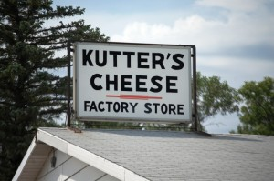 Kutter's Cheese in Corfu, New York