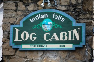 Indian Falls Log Cabin