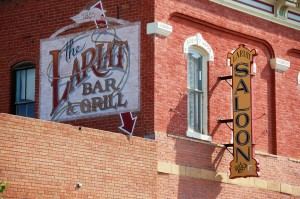 The Lariat bar and Grill in Buena Vista, CO