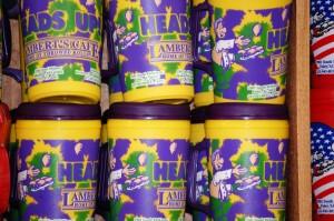 Need a big cup? Plenty of souvenirs at Lambert's!!