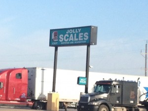 Jolly Scales, Jolly, Texas