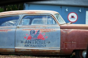 Nash AirFlyte at Antique Archaeology