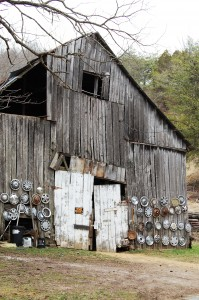 Hubcap Barn - Central Kentucky