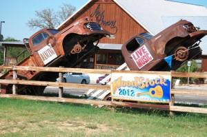 Rio Brazos Dance Hall - Granbury, Texas (now closed)