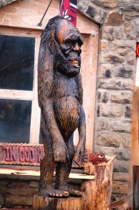 Chainsaw Guy - Alpena, Arkansas